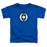 Toddler: Green Lantern - Indigo Tribe Logo Shirts