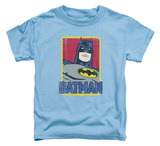 Toddler: Batman - Primary Shirt