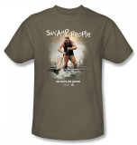 Swamp People - All Tied Up Shirt