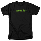 Psych - The Psychic Is In T-shirts