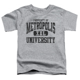 Toddler: Superman - Property of MU T-Shirt