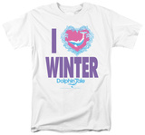Dophin Tale - I Heart Winter Shirt