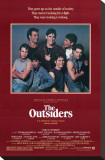 The Outsiders Lærredstryk på blindramme