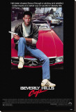 Beverly Hills Cop Stretched Canvas Print