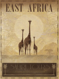 East Africa Affiches par Ben James