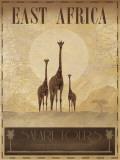 East Africa Kunstdrucke von Ben James