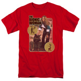 The Bionic Woman - Jamie and Max T-Shirt
