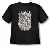 Toddler: Axe Cop - Group Shot T-Shirt