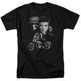 Elvis - The King Rides Again T-shirts