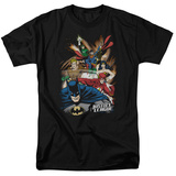 Justice League - Starburst T-Shirt