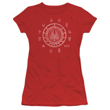 Juniors: Battlestar Galactica - BSG Colonies T-Shirt