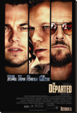 The Departed Stretched Canvas Print
