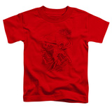 Toddler: Superman - Superman in the City Shirts