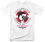Dophin Tale - Clearwater Marine Hospital T-shirts