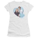 Juniors: The Office - Jim & Pam 4 Ever T-Shirt