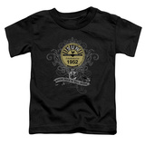 Toddler: Sun Records - Rockin' Scrolls Shirts