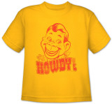 Toddler: Howdy Doody - Howdy! T-shirts