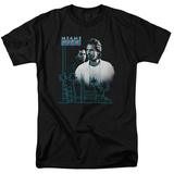 Miami Vice - Looking Out T-shirts