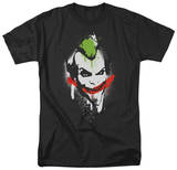 Batman Arkham City - Spraypaint Smile T-shirts