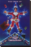 National Lampoon&#39;s Christmas Vacation Stretched Canvas Print