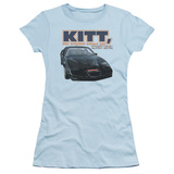 Juniors: Knight Rider - Original Smart Car T-shirts