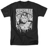 Superman - Super Metal T-shirts