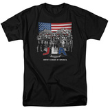 Justice League - All American League T-shirts