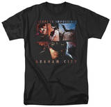 Batman Arkham City - Escape is Impossible T-shirts