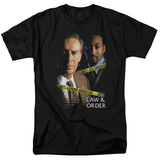 Law & Order - Briscoe & Green T-shirts