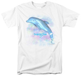 Dophin Tale - Winter Water Color Shirts