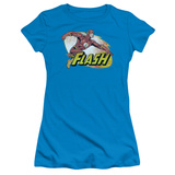 Juniors: The Flash - Flash Zoom T-shirts