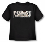 Toddler: Axe Cop - First Logo Camisetas