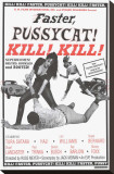 Faster Pussycat! Kill! Kill! Stretched Canvas Print