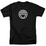 Green Lantern - Black Lantern Logo Shirt