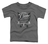Toddler: Justice League - Greatest Heroes Shirts