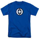 Green Lantern - Indigo Tribe Logo Shirt