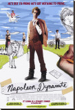 Napoleon Dynamite Stretched Canvas Print
