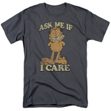 Garfield - Ask Me T-shirts