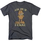 Garfield - Ask Me T-shirts