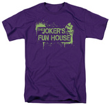 Batman Arkham City - Joker's Fun House T-shirts