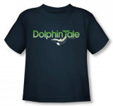 Toddler: Dophin Tale - Fade Out T-shirts
