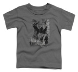Toddler: Batman - The Knight Life T-Shirt