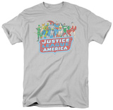 Justice League - JLA Lineup T-Shirt