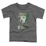 Toddler: Green Lantern - Core Strength Shirt