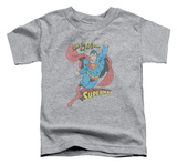 Toddler: Superman - On the Job Shirts