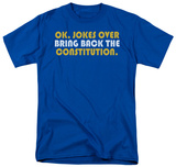 Jokes Over T-shirts