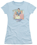 Juniors: Charles In Charge - Part of the Family Shirts