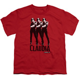 Youth: Warehouse 13 - Claudia T-Shirt