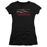 Juniors: Airwolf - Airwolf Grid T-Shirt