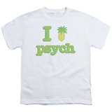 Youth: Psych - I Like Psych T-shirts